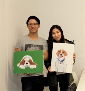 paint pet workshops